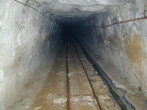 Mine-shaft